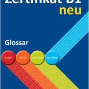ZERTIFIKAT B1 NEU GLOSSAR 2013, ΧΡΗΣΤΟΣ ΚΑΡΑΜΠΑΤΟΣ